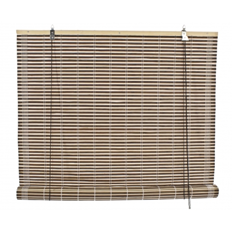 Tenda Bamboo Marsiglia Noce cm 120x260 H