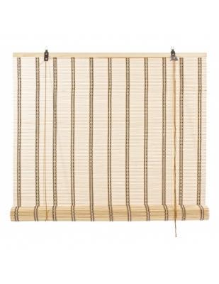 Tenda Bamboo Tolosa Marrone cm 90x180 H