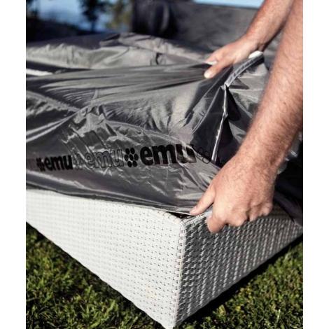 Cover Telo Impermeabile per Tavolo Quadrato 80 x 80 Cm