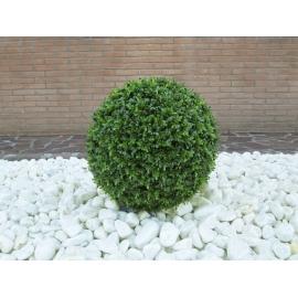 Palla di Bosso Artificiale Cm 33 Diametro