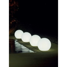 Sfera Light Khilia cm 55 Resina