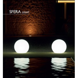 Sfera Light Khilia cm 65 Resina