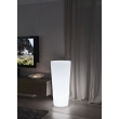 Vaso Ilie Light cm 37 Diametro x 75 H Resina