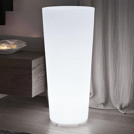 Vaso Ilie Light cm 37 Diametro x 75 H Resina
