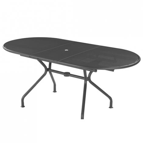 Tavolo Piano Ovale Emu Allungabile