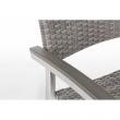 Tavolo Otis 200 x 100 Completo di 6 Sedute NICOLAI