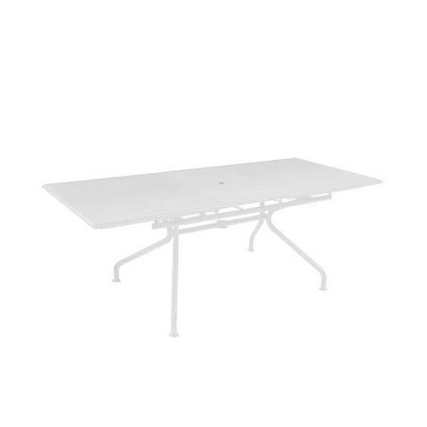 Tavolo piano piccolo rettangolare emu cits shop - Emu tavoli da giardino ...