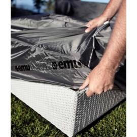 Cover Telo Impermeabile per ombrellone shade emu palo laterale 3x3 e 3x4