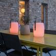 Lucy PLAY 30 LED rgb con cassa audio 1x10W bluetooth