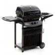 Barbecue PiùSaporillo a gas 2 bruciatori e piano cottura laterale
