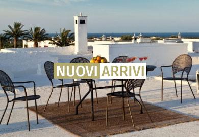 Beautiful outlet arredo giardino pictures for Vendita mobili da giardino online