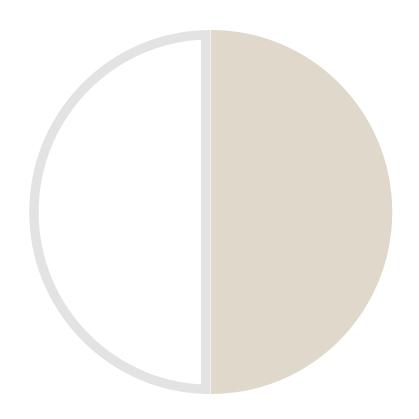 Polimero bianco/tortora 222