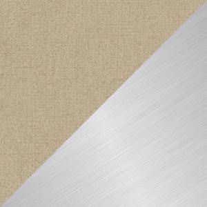 Tessuto Taupe | Struttura Alluminio