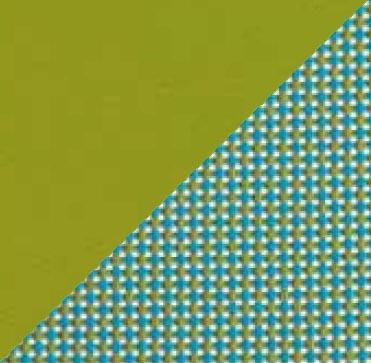 Struttura Verde Chiaro 60 / Tessuto Menta 300-43