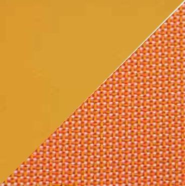 Struttura Arancio 68 / Tessuto Pesca 300-41