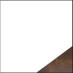 Q7 Tavolino Neutro / Piano in Polietilene Golden Rust