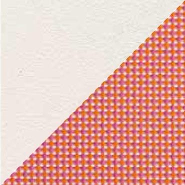 Tessuto Lampone 300/44 | Struttura bianco 23