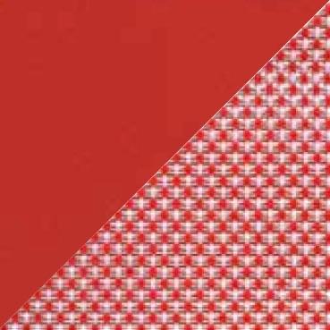 Tessuto Rosso 300/46 | Struttura Rosso scarlatto 50